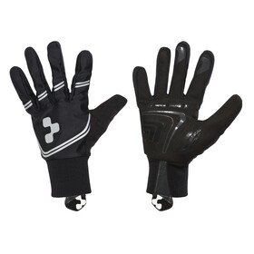 Cube Natural Fit All Season Handschuhe Langfinger black'n'grey